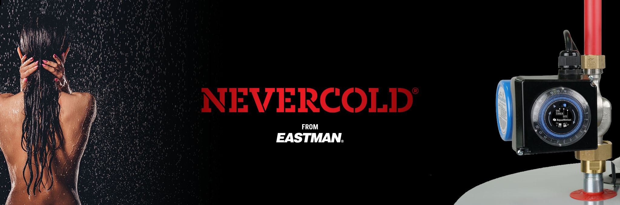 Nevercold Hot Water Recirculation System from Eastman